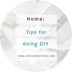 5 Tips to Doing a DIY Project for the First Time