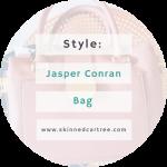 What's in my bag // Jasper Conran Edition