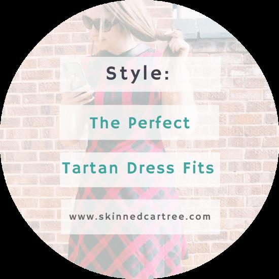 The Perfect Tartan Dress Fits Again!