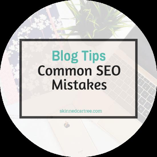 Common SEO Mistakes To Avoid