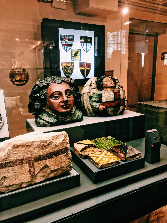 Yorkshire Museum york blogger