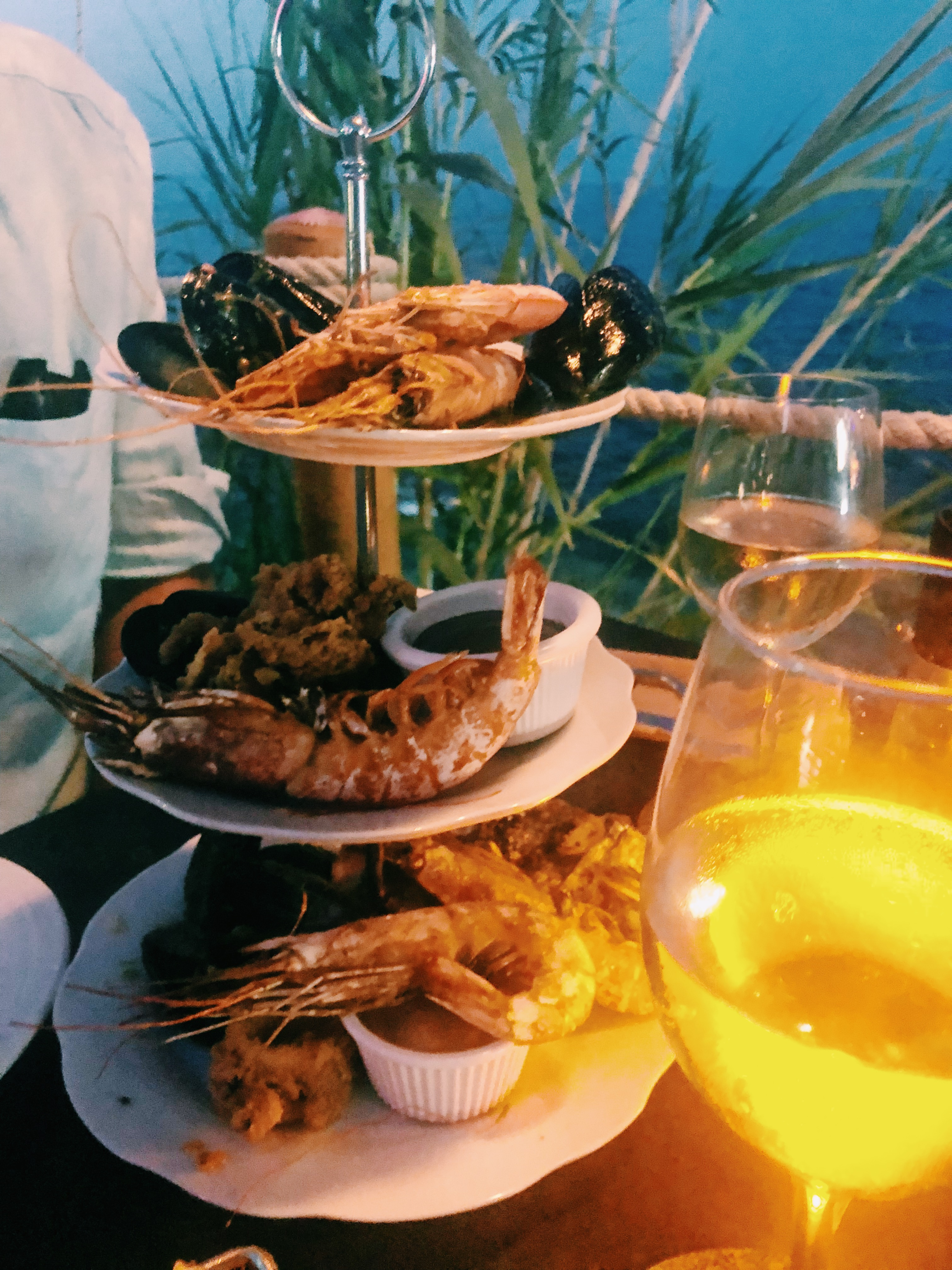 Med Cafe & Restaurant, Hersonissos, Crete