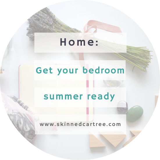 Get your bedroom ready for summer
