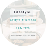 Betty's Afternoon Tea in York