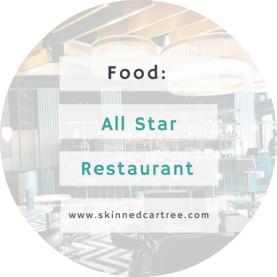 All Star Restaurant, Westfield London