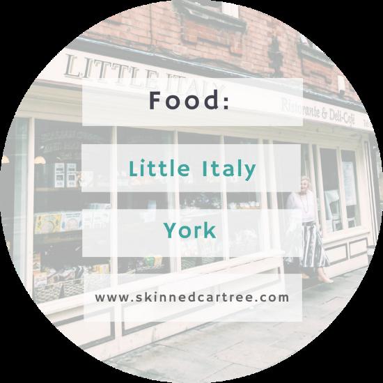 Little Italy York