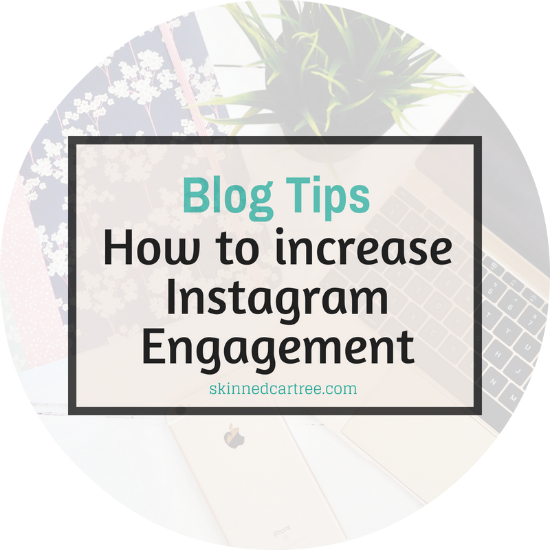 How to improve your engagement on Instagram.