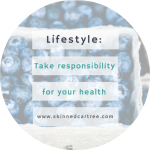 Why don't we take responsibility for our own health?