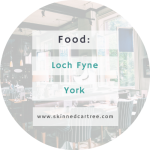 Loch Fyne Seafood Restaurant, York