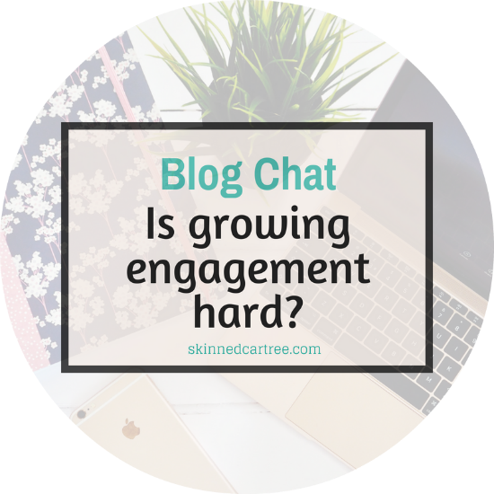 Getting engagement isn't hard. It's just time consuming.