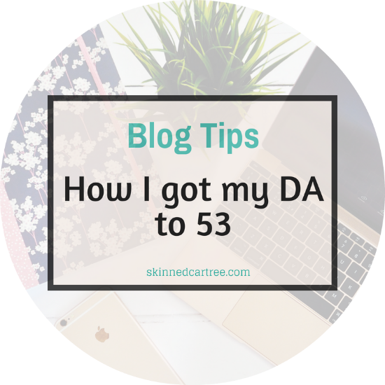 How I got my DA to 53