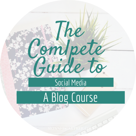 Complete Guide to Social Media Blog Course