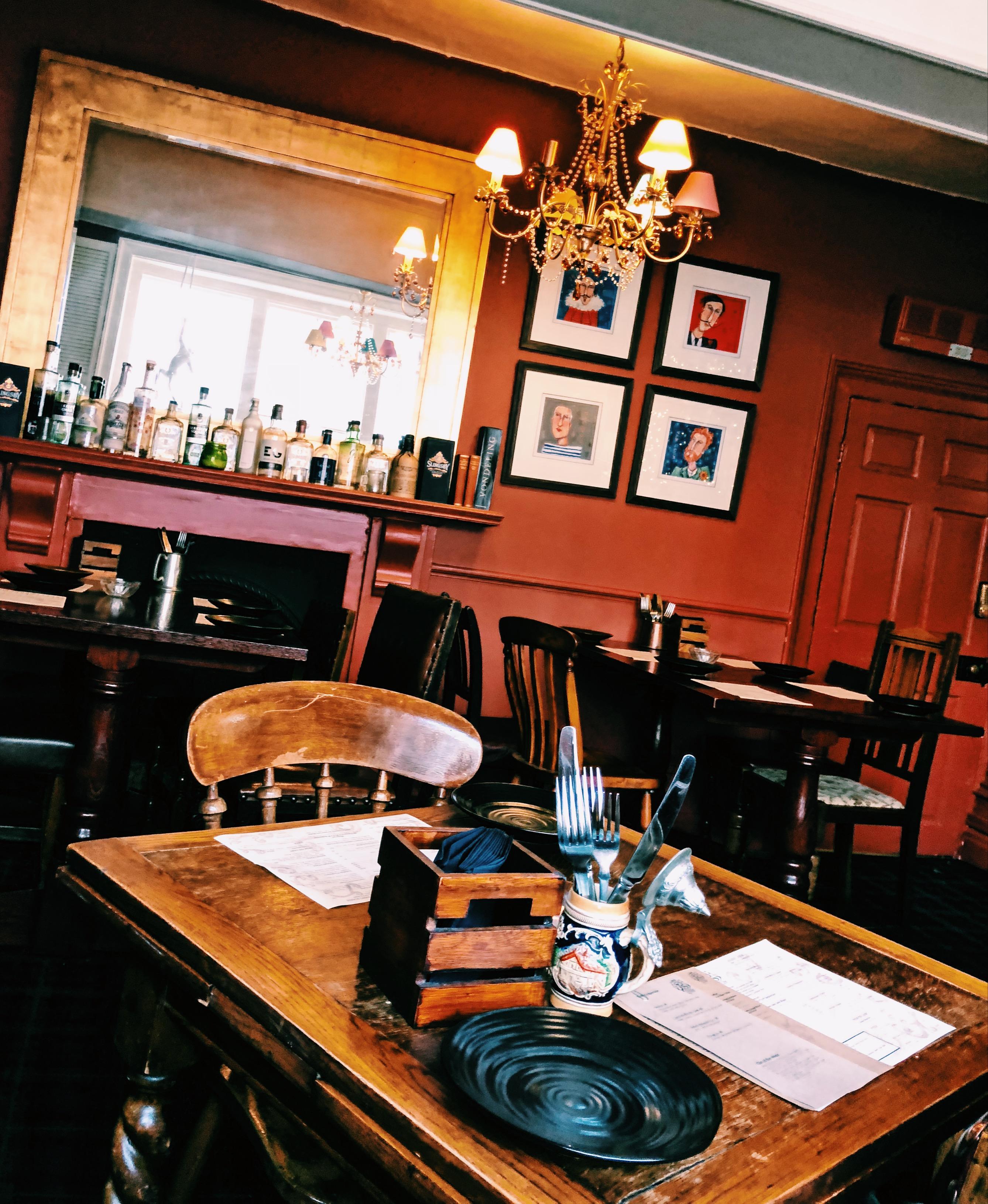 Mr Ps Curious Tavern // York