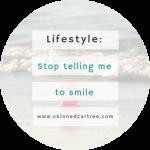 Stop telling women to smile