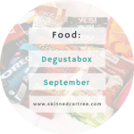 Degustabox September 2018