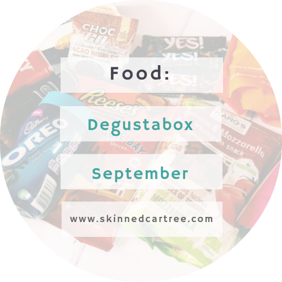 Degustabox September 2019