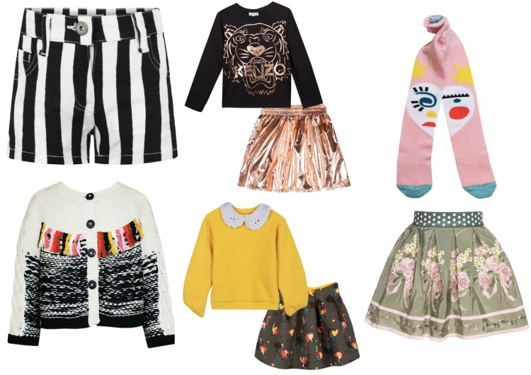 Clothing wishlist by my 10 year old self