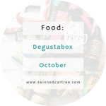 Degustabox October // Winter Warmer Box
