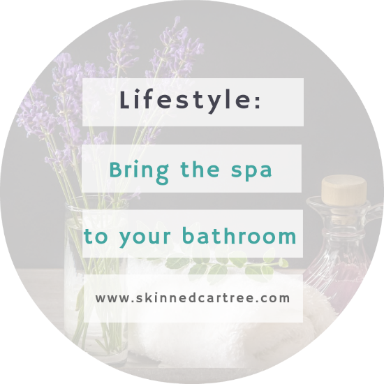 Dreaming of a day at the spa? Turn your bathroom into your own retreat!