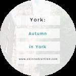 York in Autumn