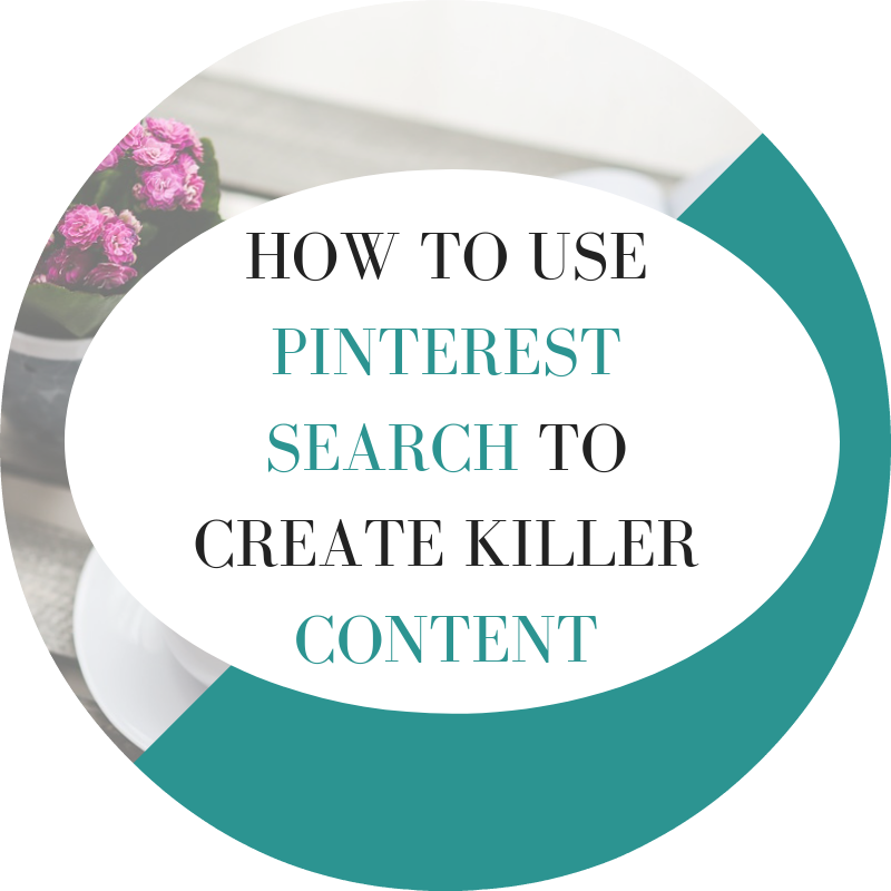 pinterest tip to create content