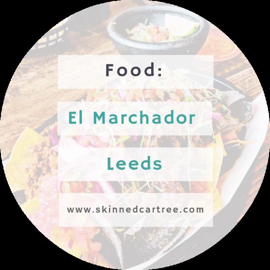 El Marchador Tacos // Vegan dining in Leeds