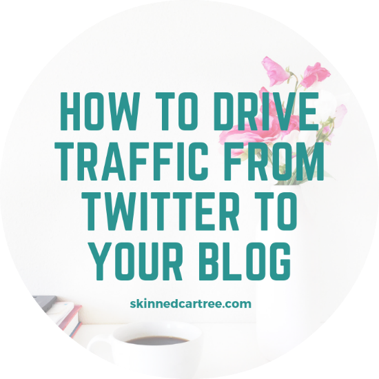 How to drive traffic from Twitter to your blog