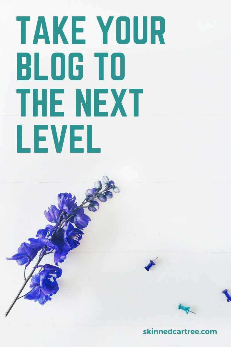 Taking your blog to the next level