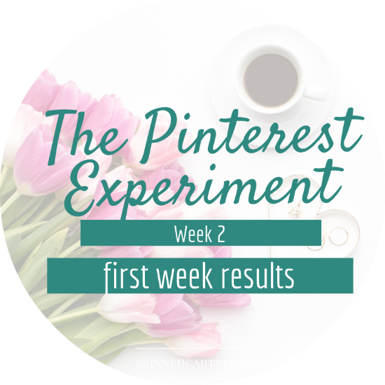 how to get pageviews from pinterest