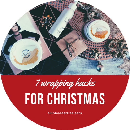7 wrapping hacks that get you through Christmas