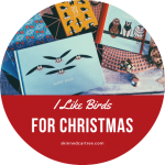 Cute stationary gifts from I Like Birds
