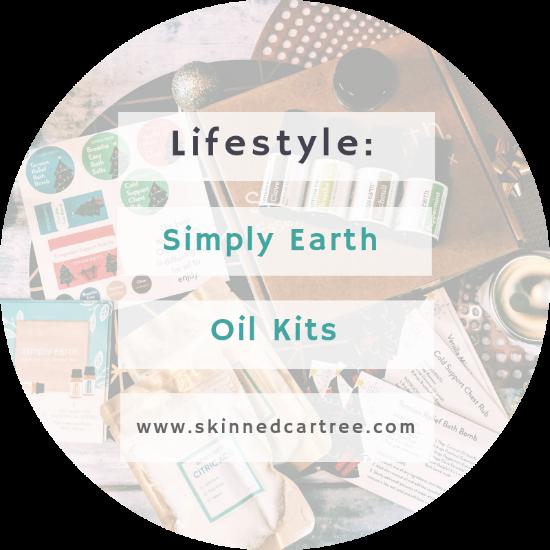 simply earth oils