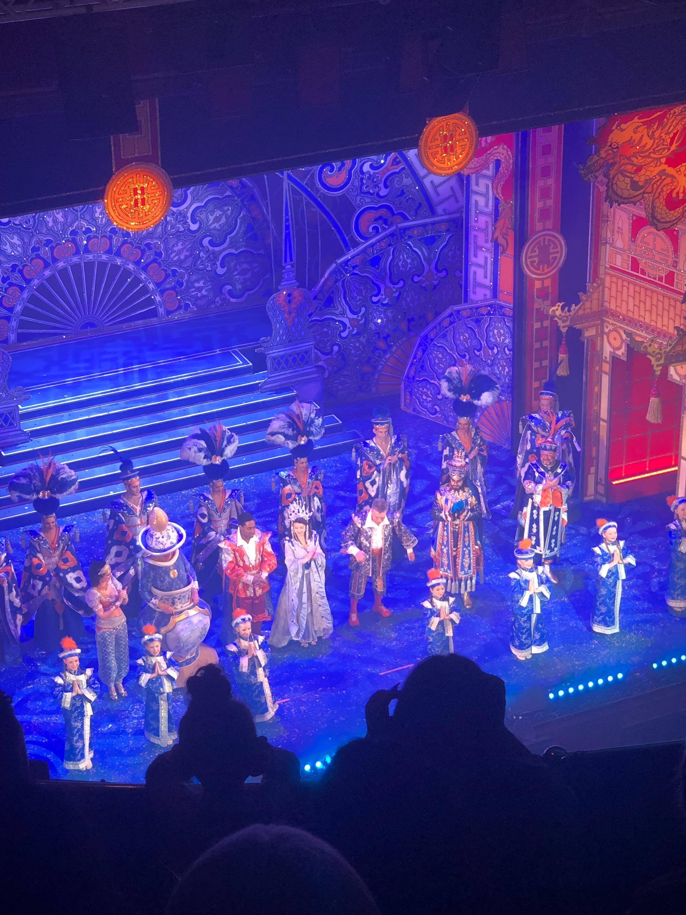 aladdin alhambra bradford pantomime