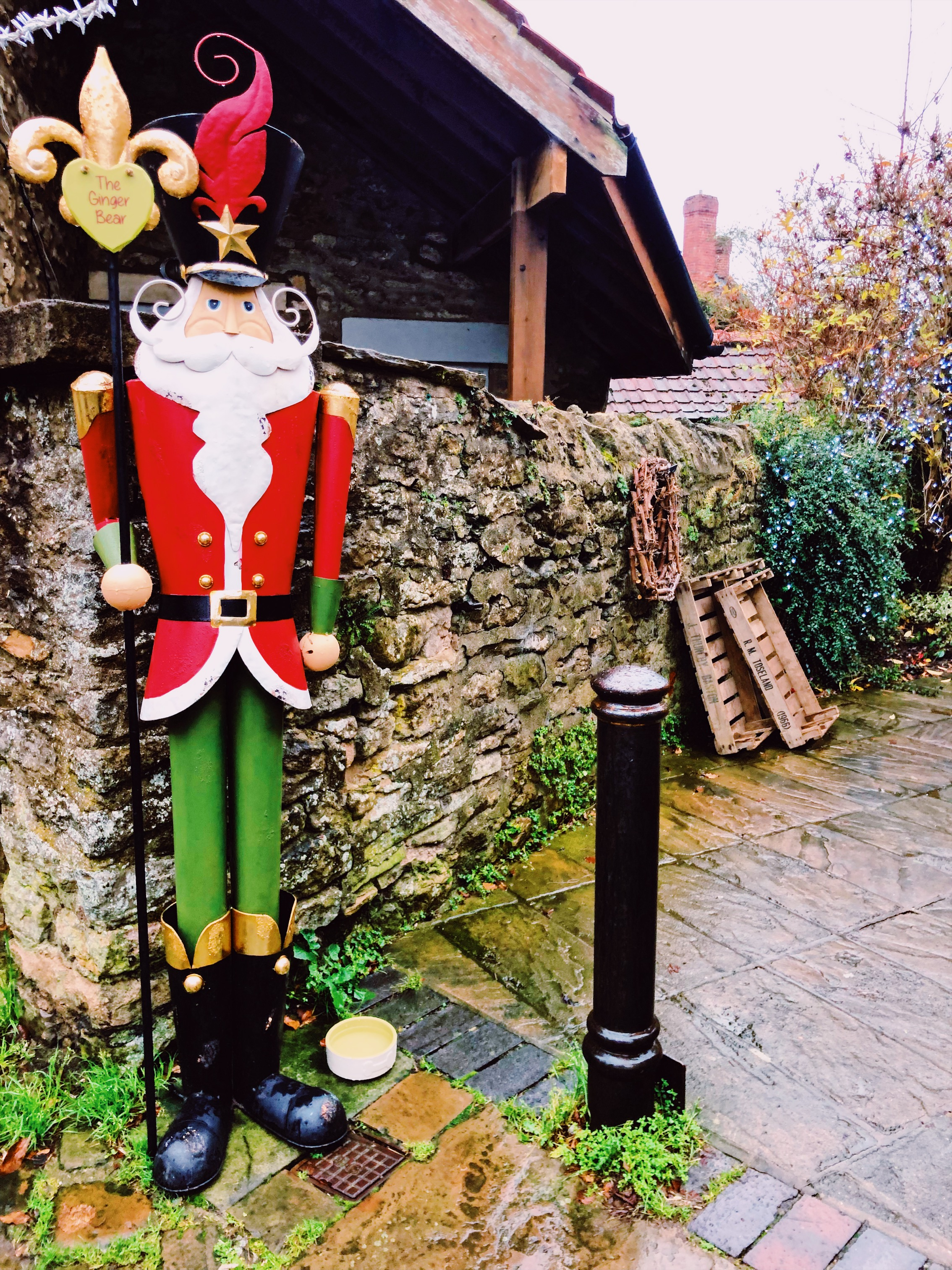 York at Christmas