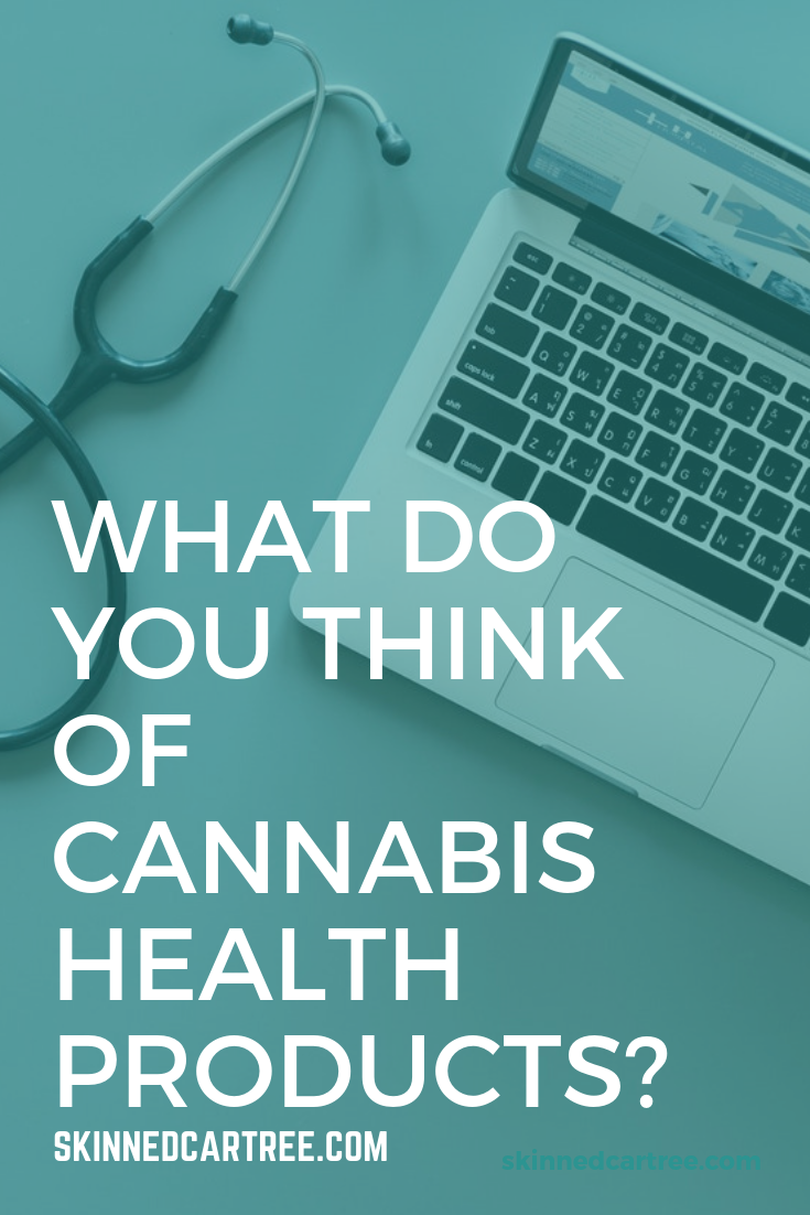 What do you think of Cannabis health products?