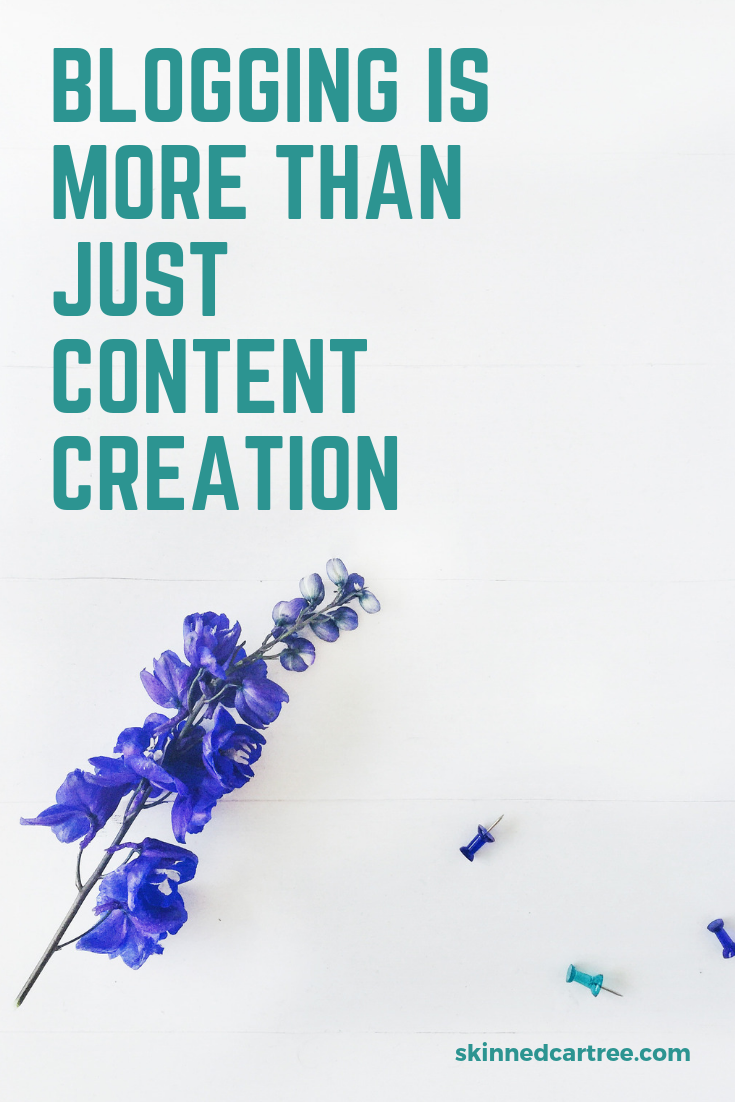 Important blogging tasks that are nothing to do with creating content