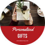 Need last minute gift ideas? Let personalised gifts save the day!