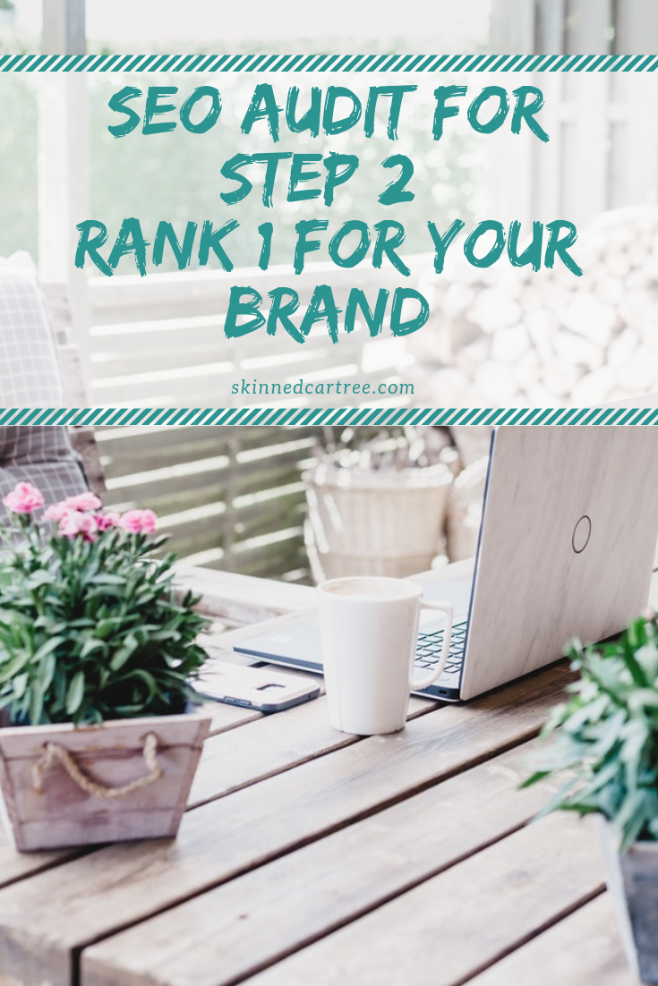 how to rank first for brand name