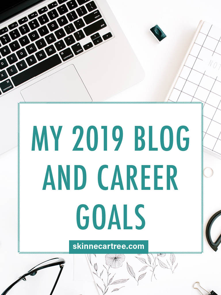 blog goals for 2019