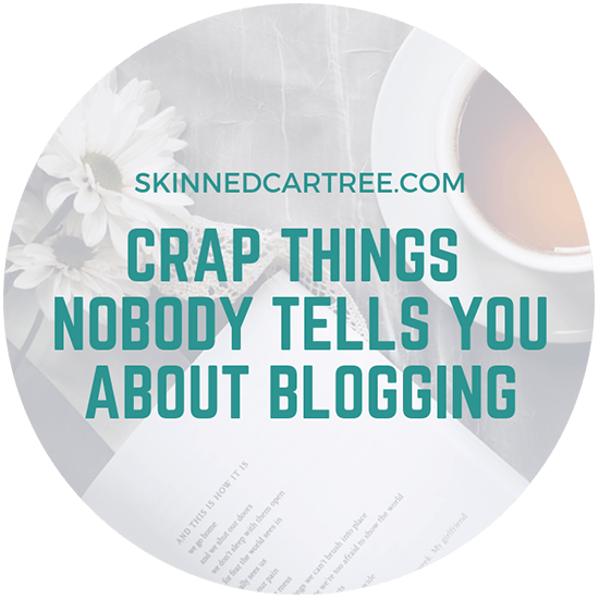 5 crap things about blogging nobody talks about