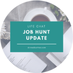 Job hunt update