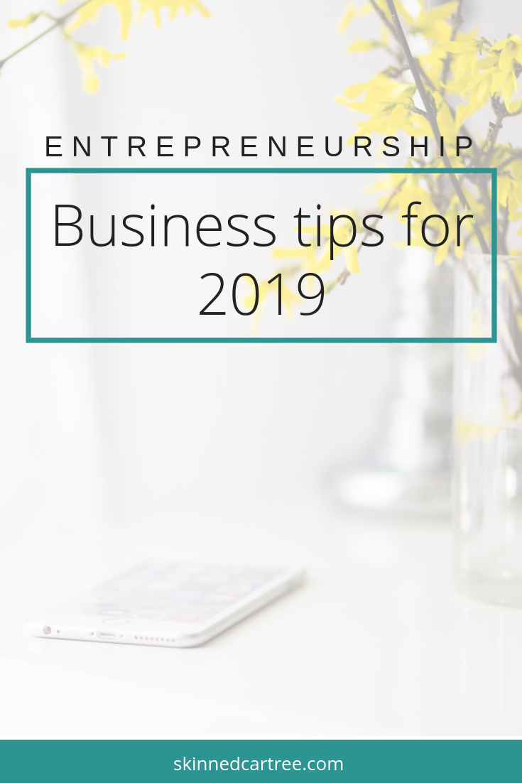Business tips for 2019