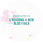 5 reasons a new blog fails