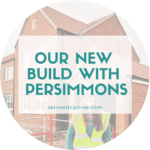 Our new build house with Persimmons
