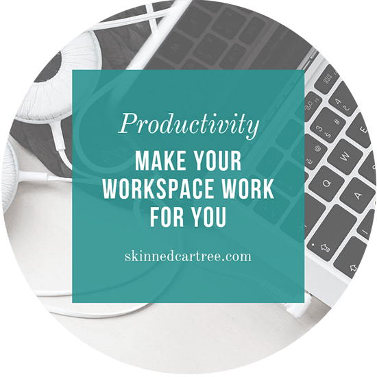 Struggling with your work/life balance? Try these 4 steps to make your workspace work for you!