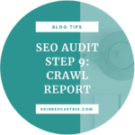 SEO Audit Step 9 // Crawl Report