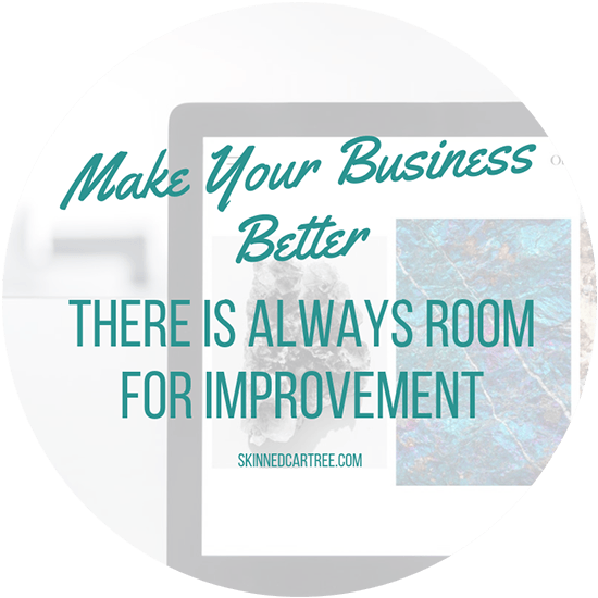 Make Your Business Better - There is Always Room For Improvement
