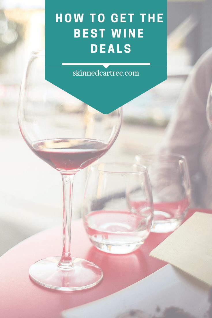 How to get the best wine deals