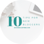 10 tips for new bloggers in 2019