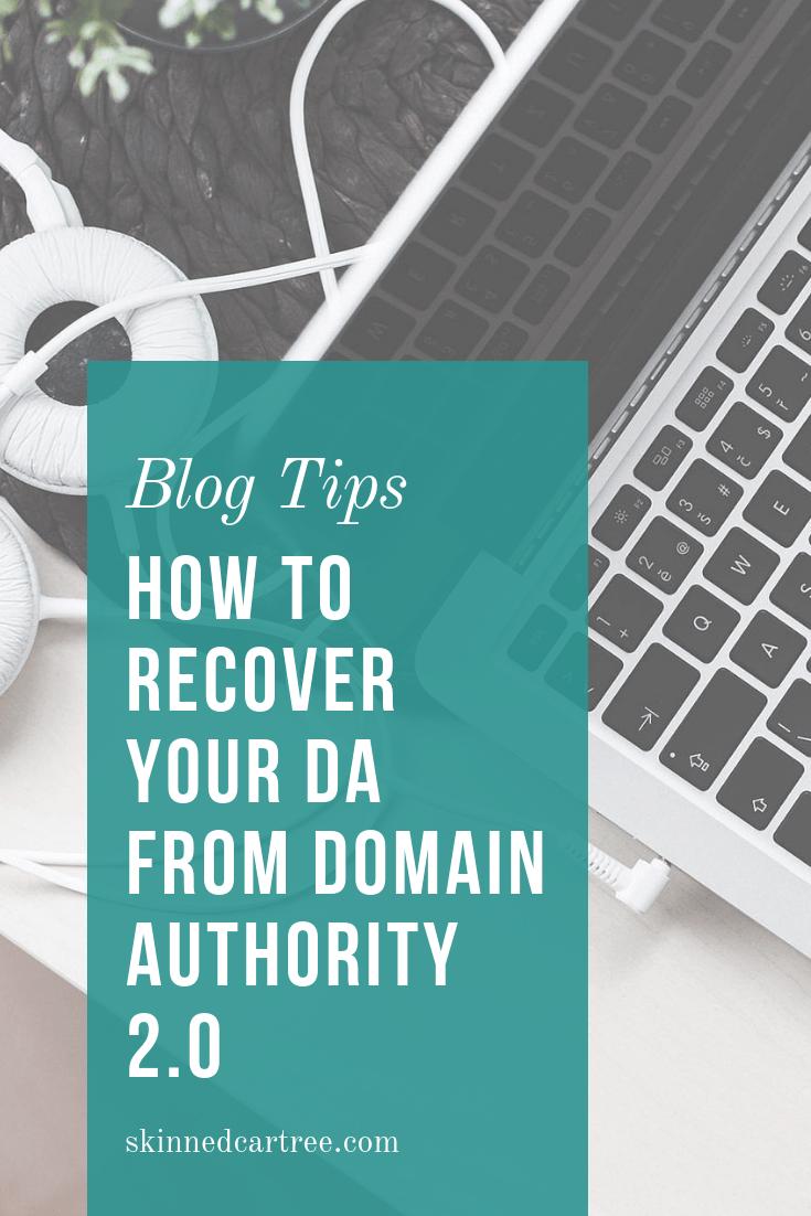 increase DA domain authority 2.0